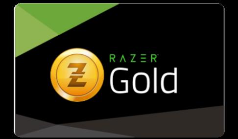 Vale Presente Razer Gold
