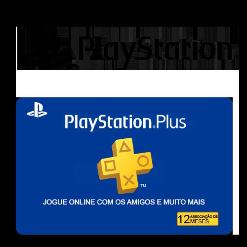 Vale Presente PlayStation Plus