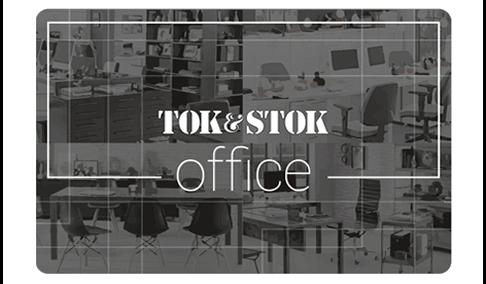 Vale Presente Tok&Stok Office