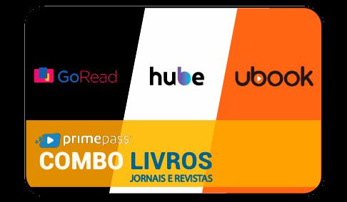 Vale Presente Primepass Combo Livros, Jornais e Revistas