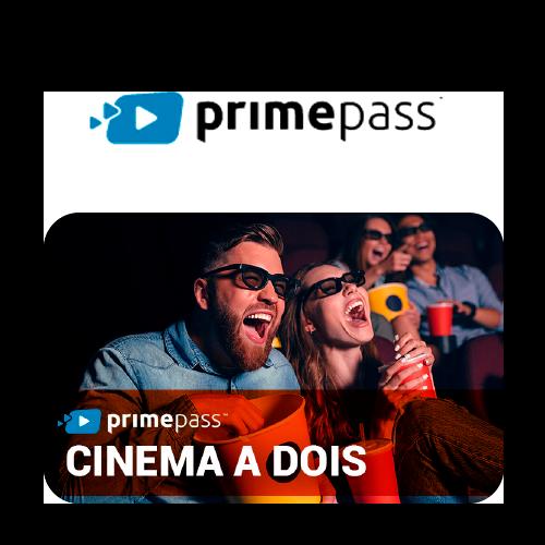 Vale Presente Primepass Cinema a Dois