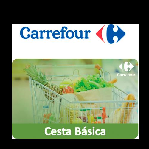 Vale Presente Carrefour Cesta Básica