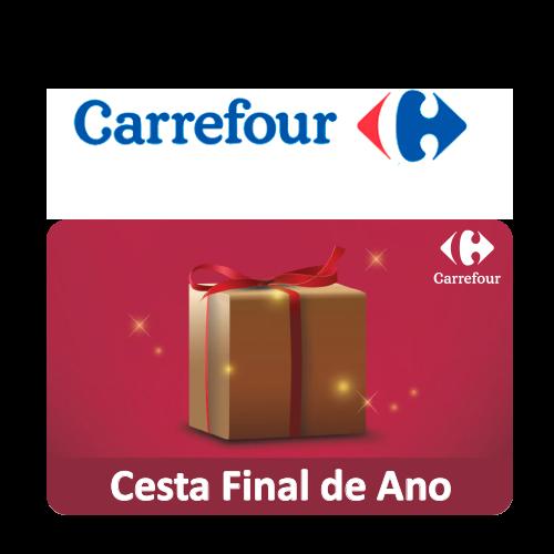 Vale Presente Carrefour Cesta Final de Ano