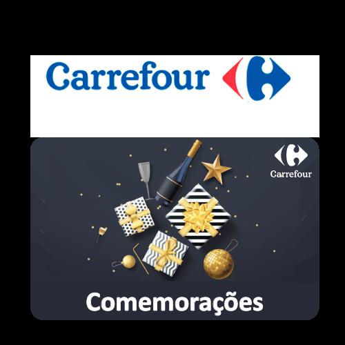 Vale Presente Carrefour Comemorações