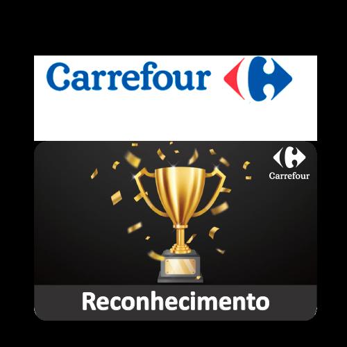 Vale Presente Carrefour Reconhecimento