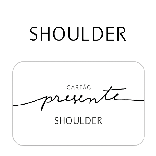 Vale Presente Shoulder