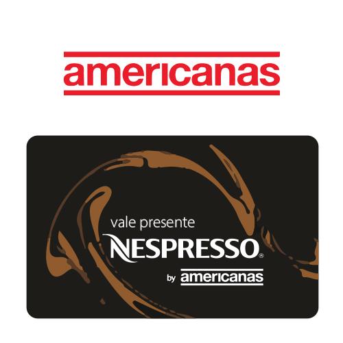 Vale Presente Nespresso