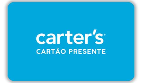 Vale Presente Carter\'s